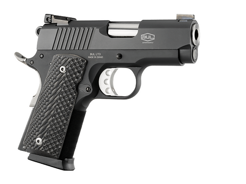 BUL 1911 ULTRA BLACK  officer