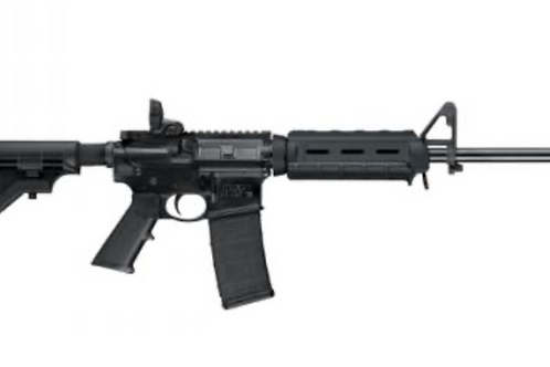 M&P®15 SPORT II™ WITH MAGPUL® MOE® M-LOK®