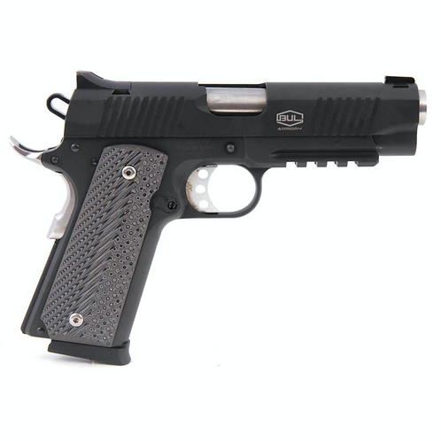 BUL 1911 TAC COMMANDER BLACK