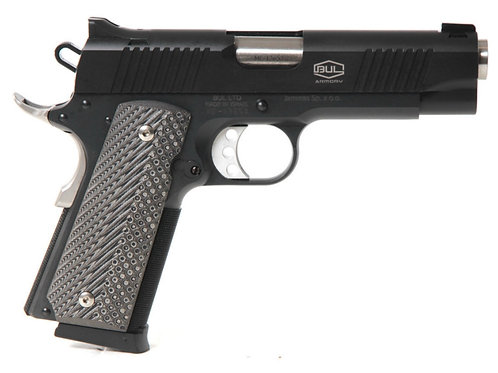 BUL 1911 COMMANDER BLACK
