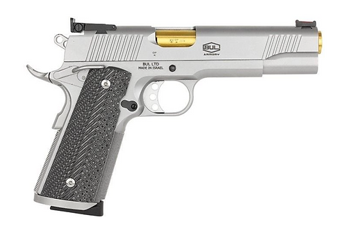 BUL 1911 TROPHY STS & GOLD