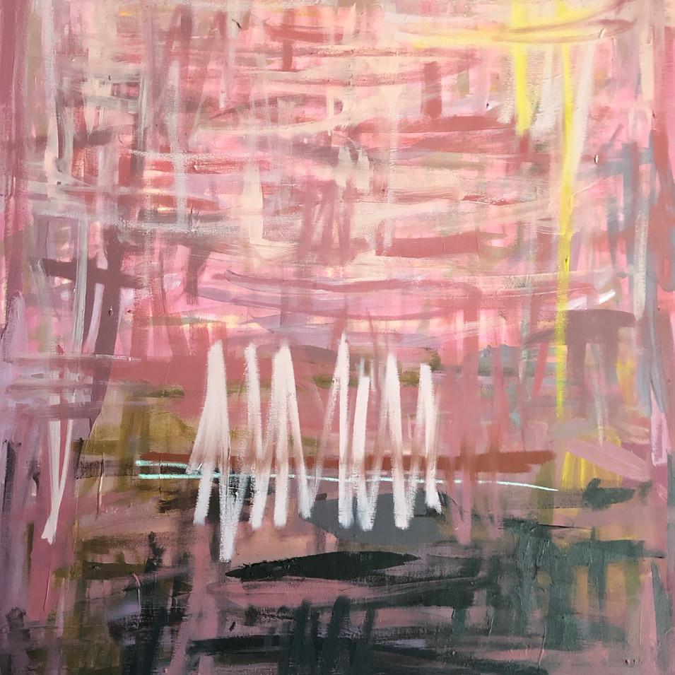 new work pink
