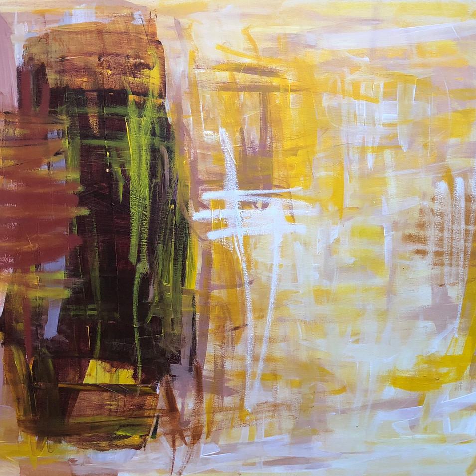 new work yellow