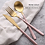 Thumbnail: Stainless Travel Cutlery Set