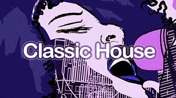 Classic House Music Template