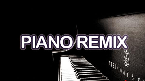 Piano Remix Template