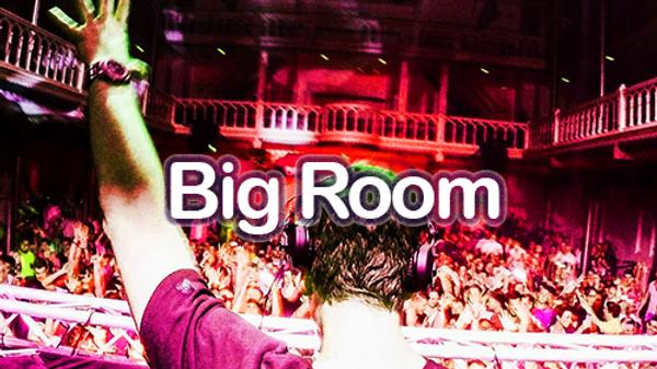 Big Room Template