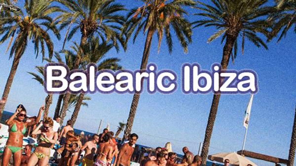 Balearic Ibiza Template