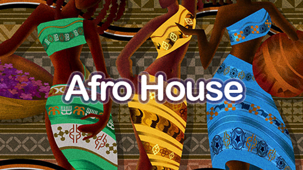 Afro House Template