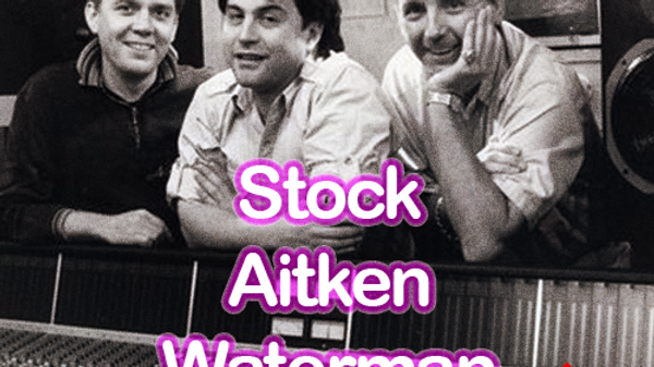 Stock Aitken Waterman - Template