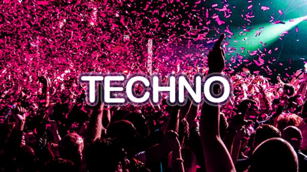Techno Template