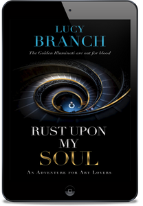 Rust Upon My Soul by Lucy Branch
