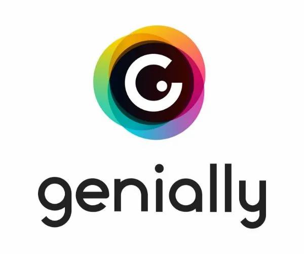Logotipo de Genially