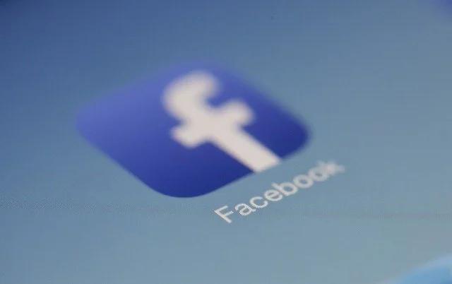 La app de Facebook