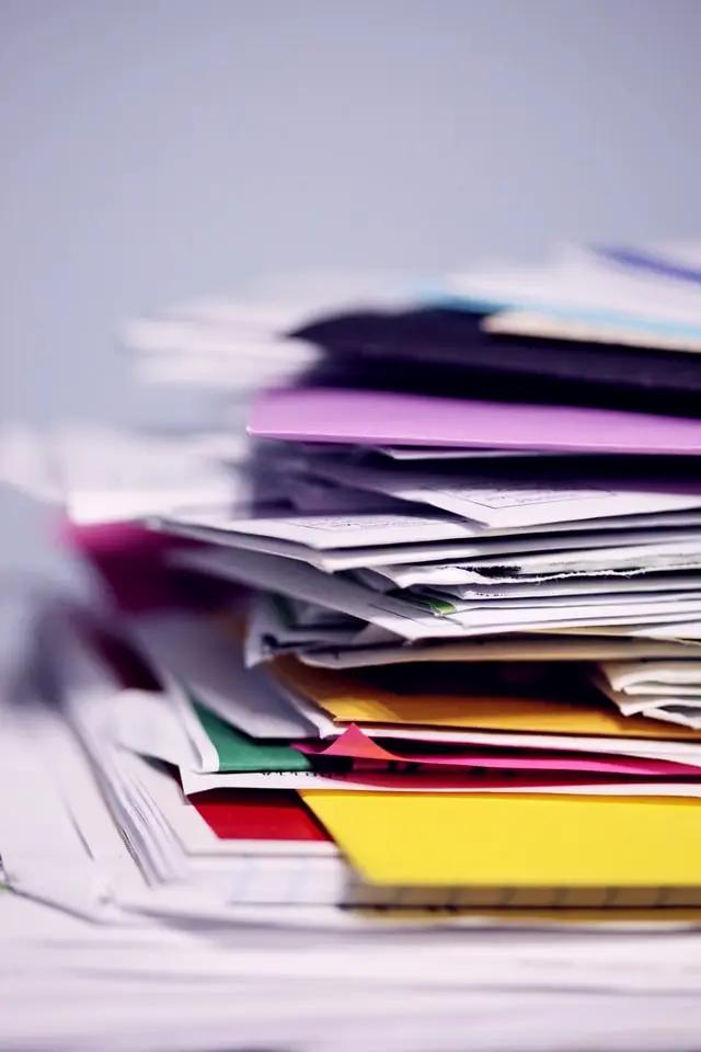 archivos apilados