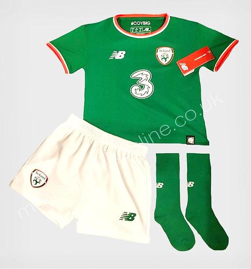 New Balance Rep of Ireland Home Kit