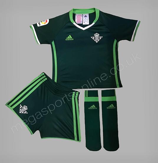 Adidas Real Betis Away FULL Kit in presentation box