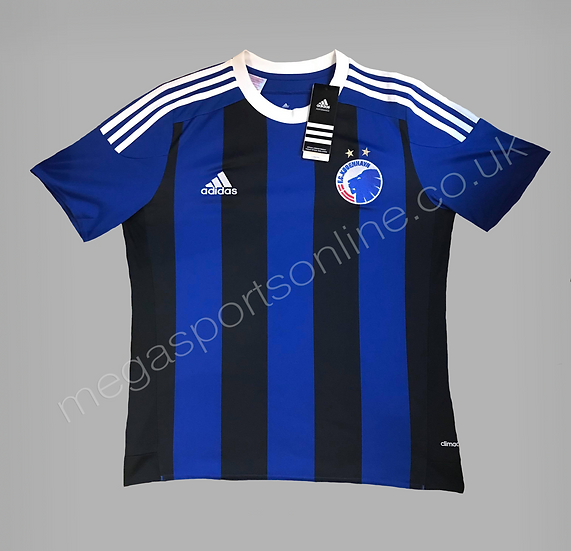 Adidas Copenhagen Away shirt