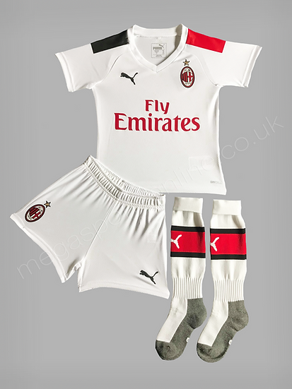 PUMA AC Milan Away Full Kit