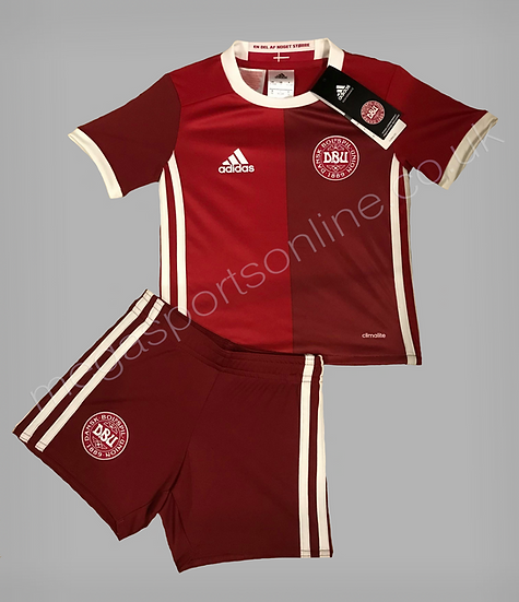 Adidas Denmark Home Kit