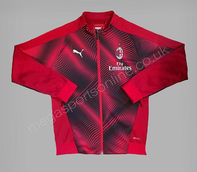 PUMA AC Milan Stadium Training Jacket