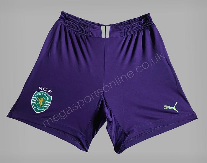 PUMA Sporting Lisbon Away Shorts
