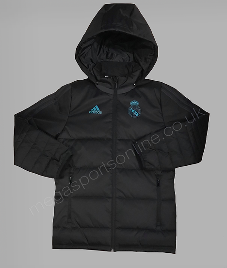 Adidas Real Madrid Bench Padded Jacket UCL