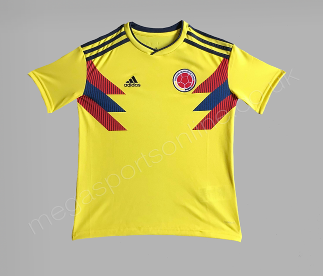 Adidas Colombia Home shirt