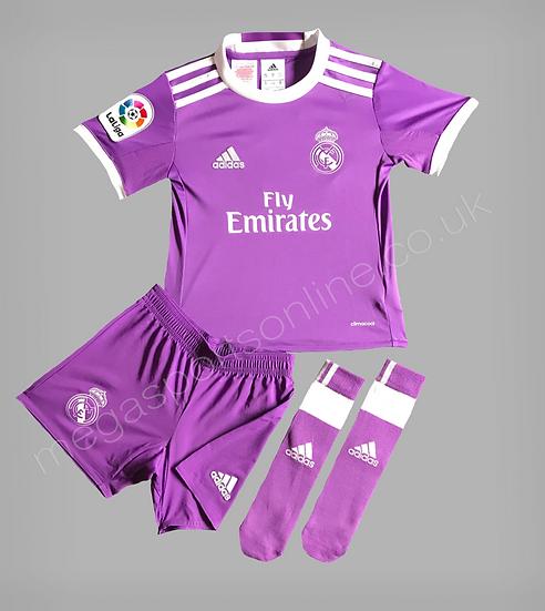 Adidas Real Madrid Away Kit