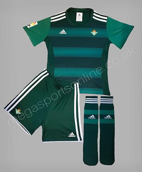 Adidas Real Betis FULL Kit in presentation box