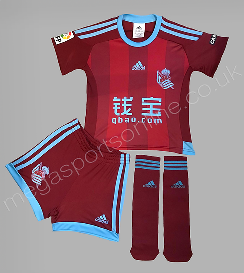 Adidas Real Sociedad Away Full Kit