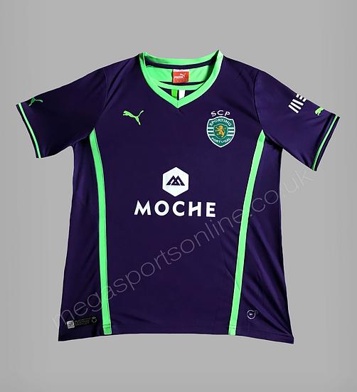 PUMA Sporting Lisbon Away Shirt