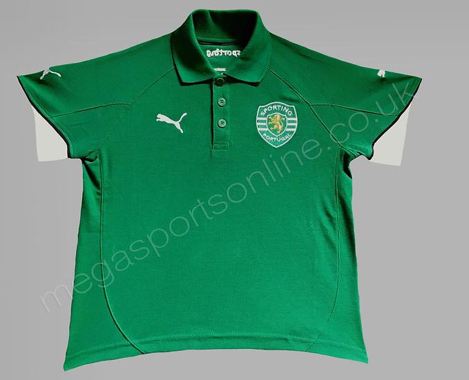 PUMA Sporting Lisbon Polo Shirt