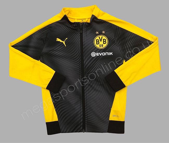 PUMA Borussia Dortmund Stadium Training Jacket