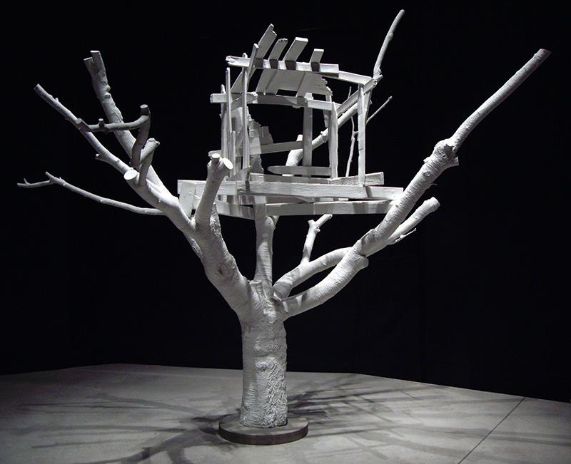 Tree House, by Jeremy Hatch (2006).