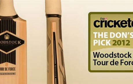 WOODSTOCK TOUR DE FORCE CHOSEN AS 'THE DON'S PICK 2012'