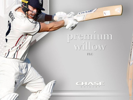 GLAD TO ANNOUNCE PARTNERSHIP WITH CHASE CRICKET!