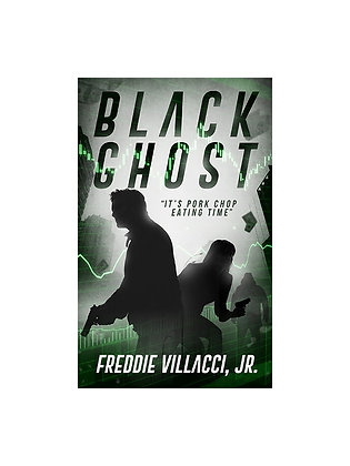 Black Ghost - Paperback - Signed