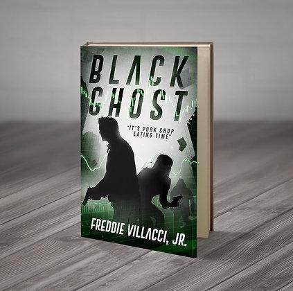Black Ghost - Signed Paperback