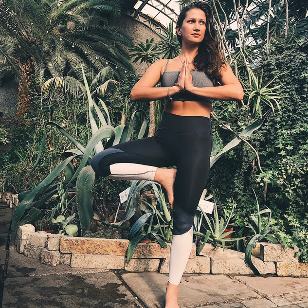 Мастер класс хатха йога