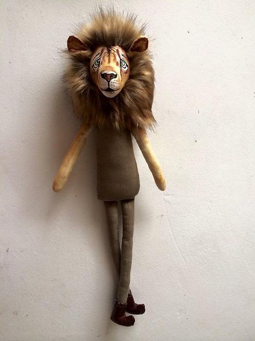 Lion Soft toy decor