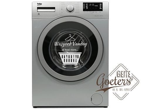 Washing Machine: Wasgoed Vandag/Laundry today