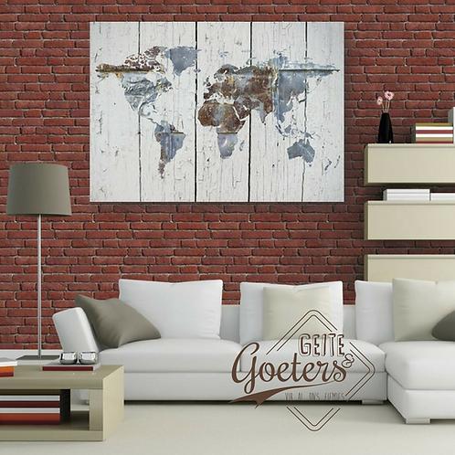 A2 Steal World map
