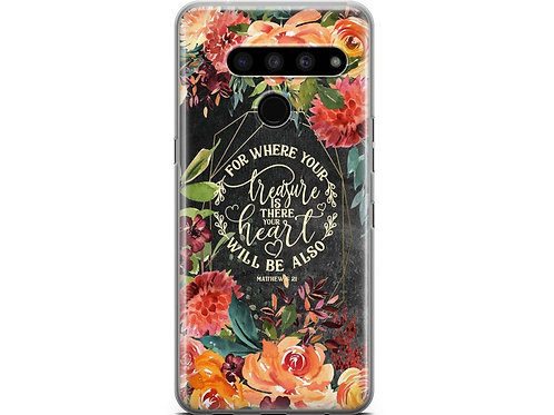 Phone Case Cover: Psalm Quotes