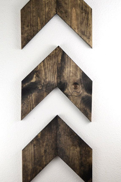 Chevron set of 3