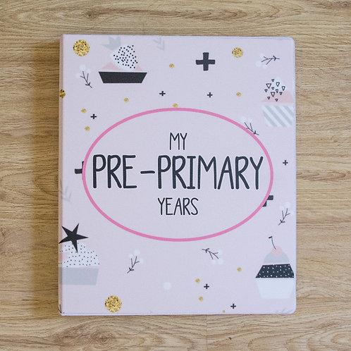 Pre-Primary Album – Girls