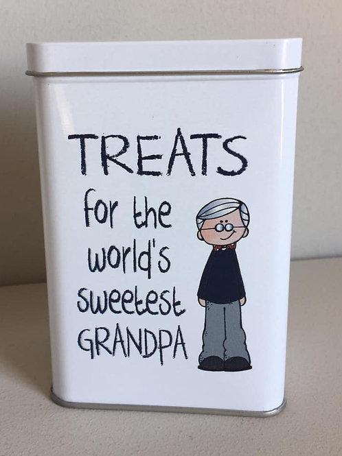 Oupa/Grandpa