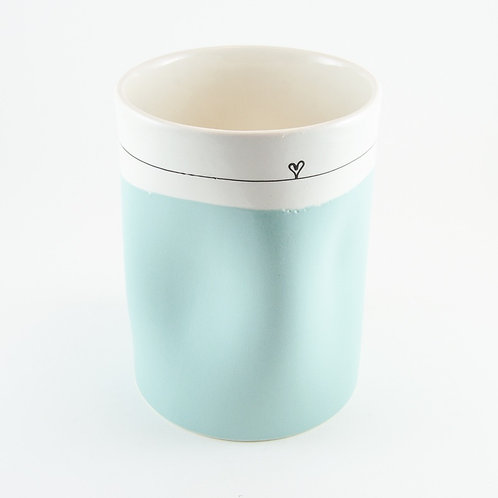 Wonky Cylinder Vase – Candy Love