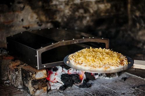 Double Pizza Oven Braai
