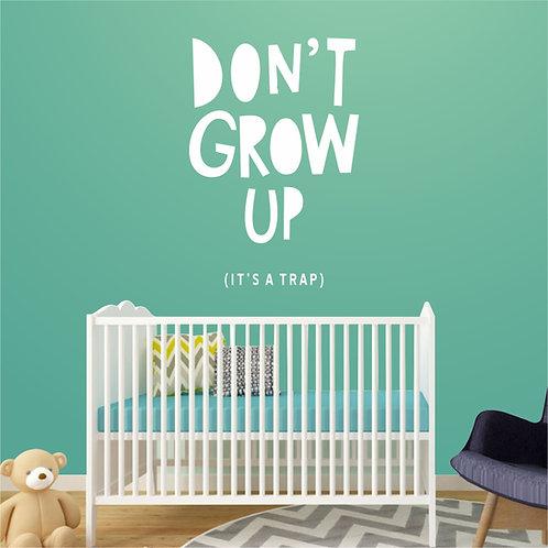 Wa045 - Don't Grow Up